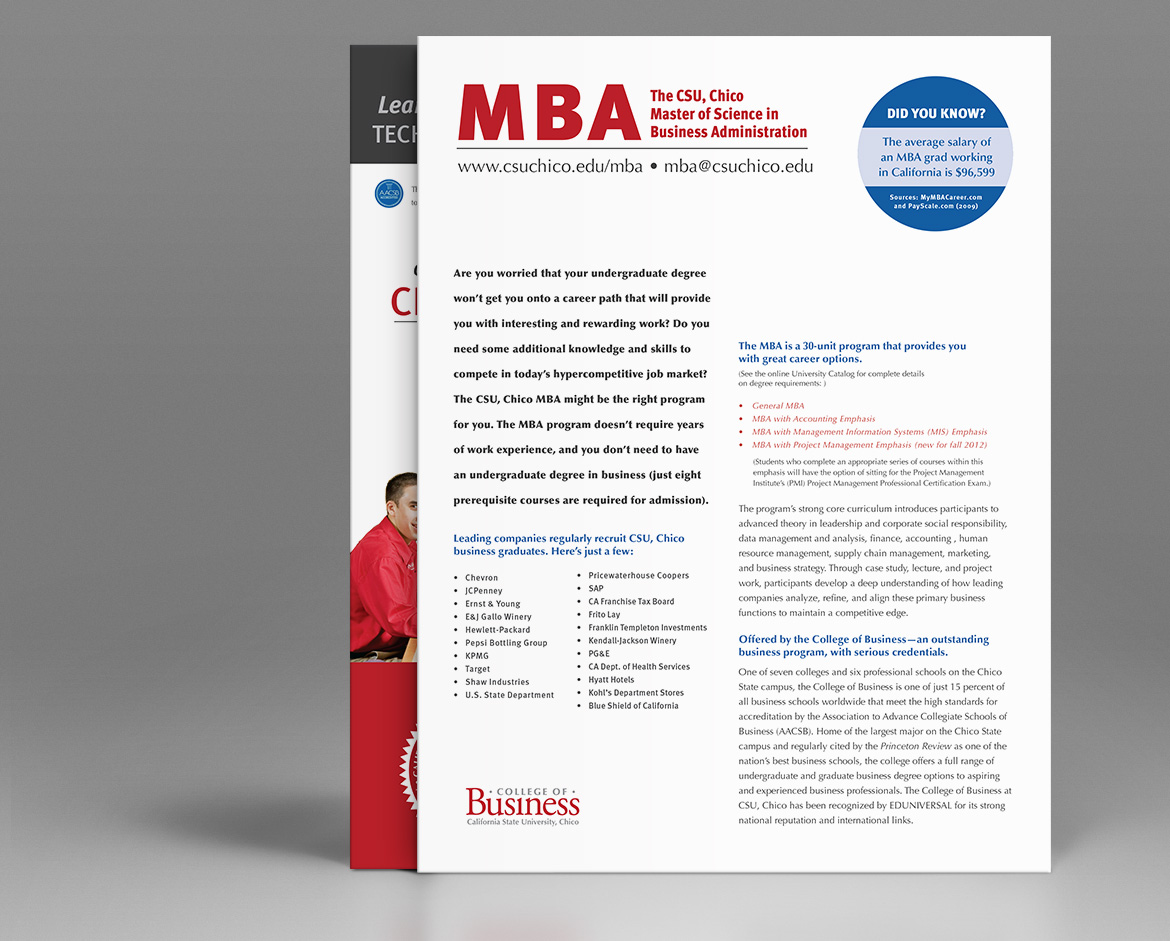 MBA Core Curriculum